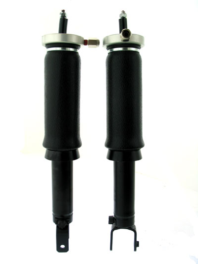 AIR-75540 Rear strut kit fits: 89-07 Civic 92-95 CRX 93-97 Del Sol Sold as Pair