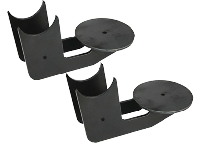 "LRD-Behind & Under Axle Bag Bracket 2.75"" sold as pair"