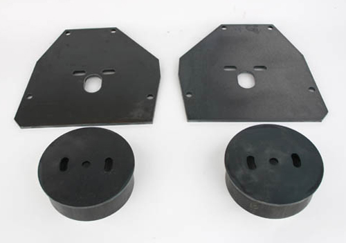 LRD 63-87 Chevy Full Size Front Bag Brackets ***Sold As Pair***