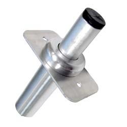 AUTOLOC DP3500 alum door popper w/mounting plate