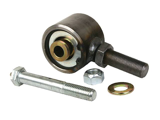 """SUPER PIVOT ROD END LH 3/4-16 2-1/2"""" 30 degrees of unrestricted movement in any direction This 2.5"""" joint also includes a 9/16"""" greasable thru-bolt ** Jam Nut Not Included **"""