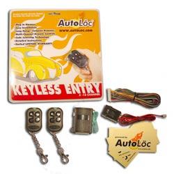 AUTOLOC KL700 7 FUNCTION KEYLESS W/ BIRT