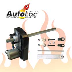 AUTOLOC MINI MINI HIDDEN ROTARY MOTOR KIT