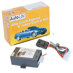 AUTOLOC WC1000 ONE TOUCH UP AND DOWN WINDOW UNIT