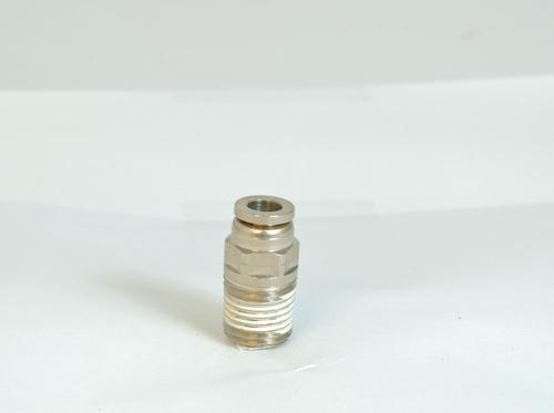 "NUMINB103-104-022 Male Connector 1/4""ptc - 3/8""npt"