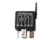 RA1000 12V-40 Amp Relay 5 prong
