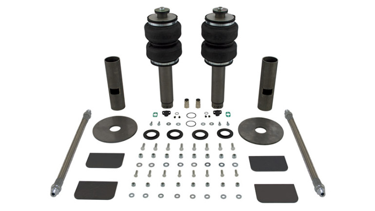 AIR-75562 Universal Strut Kit, Bellow Over Strut Short Sold as Pair. SHORT STROKE REPLACES 75590
