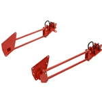 KPC 4LB0-F71 KP Components 97'- 03' Bolt On 4 Link (Includes: Frame Mounts and 4 Link Bars) ** No Watts Link/Pan Hard Bar