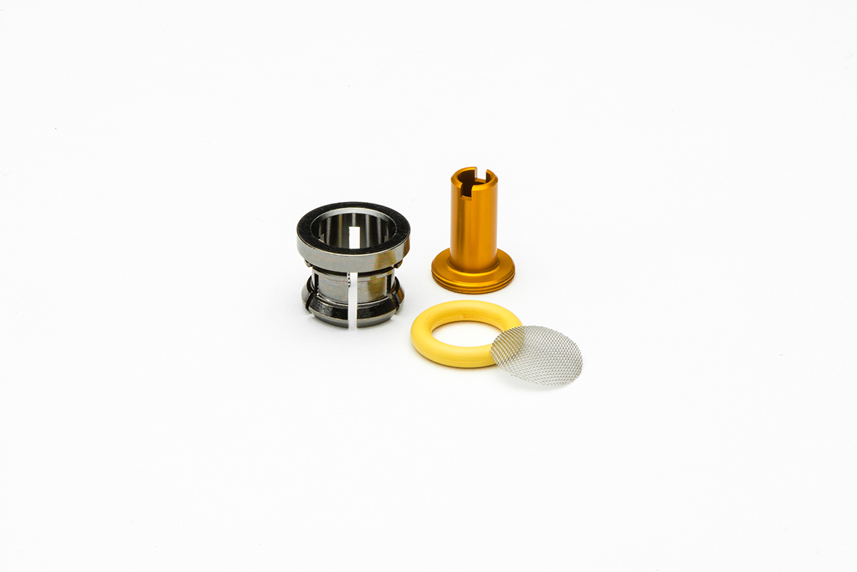 ACCUAIR ENDO-PTC-SVC Service kit for ENDO PTC Fitting (1) Air Line O Ring (1) Filter Screen (1) PTC Collet