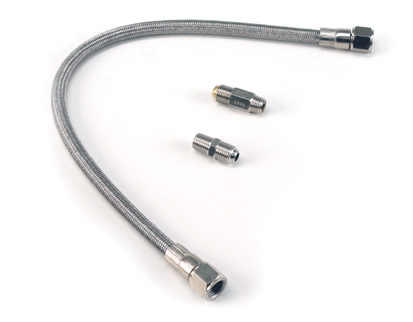 VIA92790 Viair New Style Replacement Leader Hoses for 420, 460, 480 series compressors - 3/8""