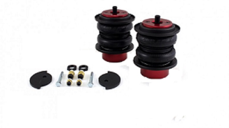 AIR-78634 Audi B8 Rear Kit w/out shocks