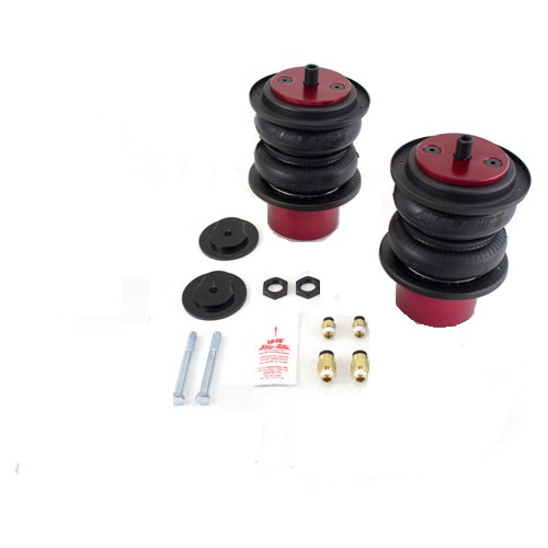 AIR-78635 Audi C6 Rear Kit w/out rear shocks