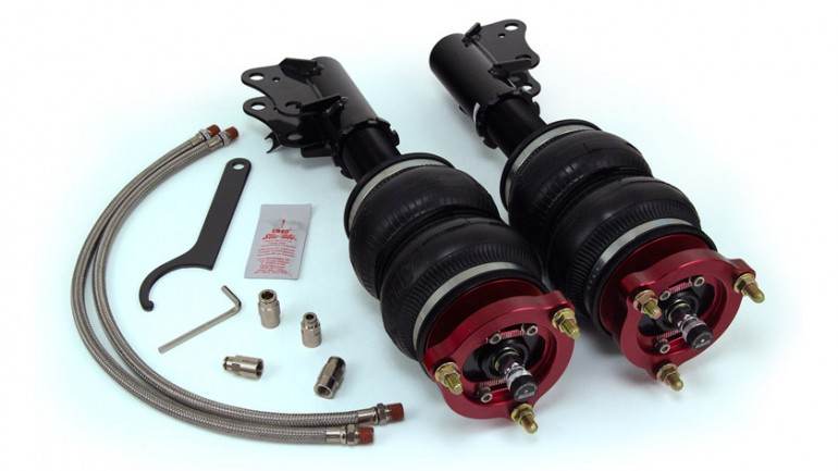 AIR-78524 2006-2011: Honda Civic ALL engines and body styles (USA/JDM models) 2006-2011: Honda Civic Si (USA/JDM models) Front Kit