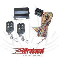 PROTOCOL PPPKL8 8 Channels Keyless Entry Unit