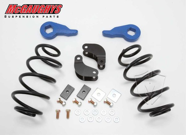 "MCG11008 2""/3"" Economy Kit for 2001-2006 GM SUV Escalade, Denali, ESV, EXT, Suburban, XL (2WD/4WD)"