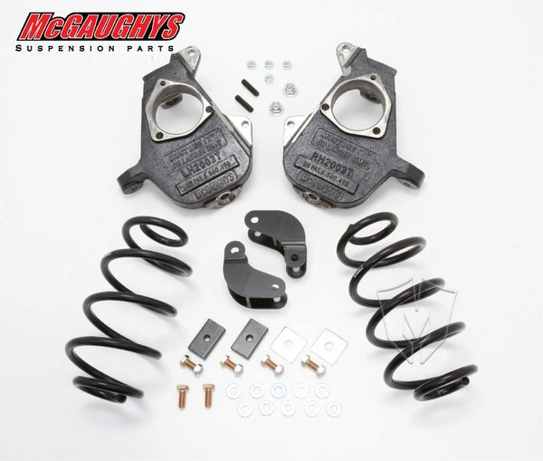 "MCG11010 2""/3"" Deluxe Kit for 2001-2006 GM Tahoe, Yukon, Suburban, Yukon XL (2WD/4WD)"