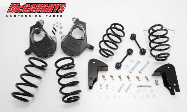 "MCG30012 3""/5"" Deluxe Kit for 2007-2013 GM SUV Tahoe, Yukon, Escalade, Denali, ESV, EXT., Suburban, XL, & Avalanche (2WD)"