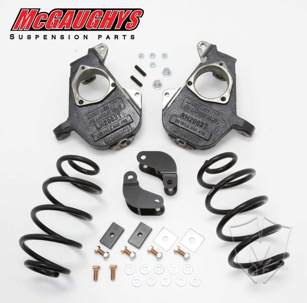 "MCG33047 2""/3"" Deluxe Kit for 2001-2006 GM SUV Tahoe, Yukon, Escalade, Denali, ESV, EXT., Suburban, XL, & Avalanche (2WD/4WD)"