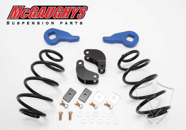 "MCG33048 2""/3"" Economy Kit for 2001-2006 GM SUV Tahoe, Yukon, Escalade, Denali, ESV, EXT, Suburban, XL, & Avalanche (2WD/4WD)"
