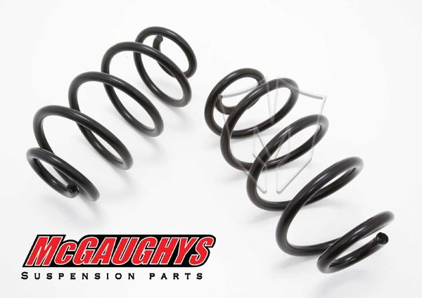 """MCG33050 3"""" Rear Lowering Springs for 2001-2006 GM SUV Avalanche (2WD/4WD/AWD)"""