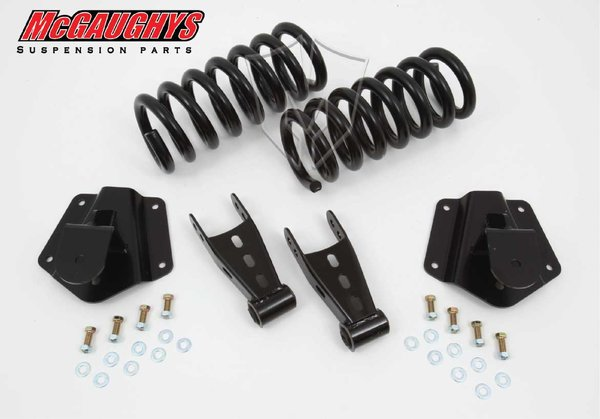 "MCG33146 2""/4"" Economy Kit for 1995-2000 GM Tahoe 4-DOOR (2WD)"