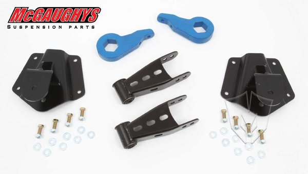 "MCG33147 2""/4"" Economy Kit for 1995-2000 GM Tahoe 4-DOOR (4WD)"