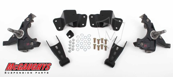 "MCG33134 2""/4"" Deluxe Kit for 1988-1998 GM Truck 1/2 Ton (2WD)"
