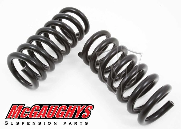 """MCG33133 2"""" Front Lowering Springs for 1988-1998 GM Truck 1/2 Ton & 1995-2000 Tahoe & Suburban (2WD)"""