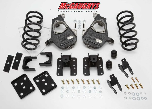 "MCG34015 4""/6"" Deluxe Kit for 2007-2013 GM Truck 1500 (2WD, QUAD)"