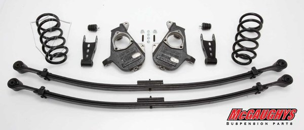 "MCG34022 3""/5"" Deluxe Kit for 2007-2013 GM Truck 1500 (2WD, S-CAB"