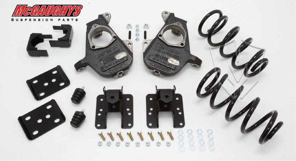 "MCG34025 3""/5"" Deluxe Kit for 2007-2013 GM Truck 1500 (2WD, S-CAB)"