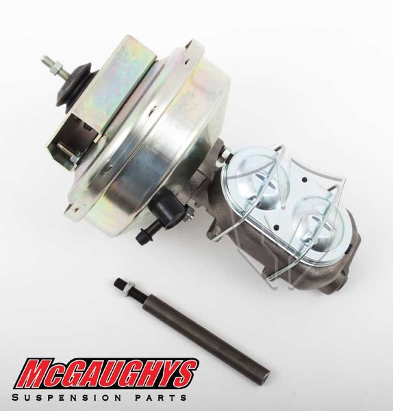 "MCG63182 9"" Booster for 1960-1966 GM C-10 Truck (2WD) ** for front drum brakes **"