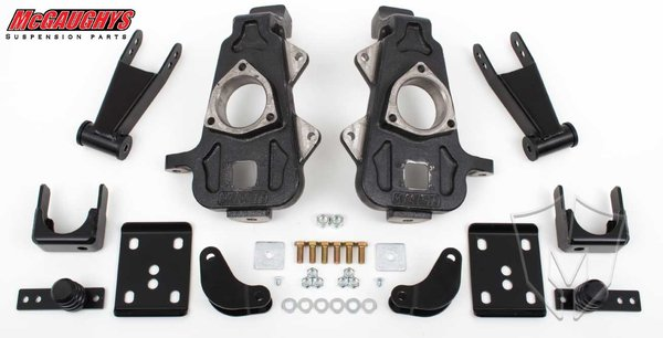 "MCG44014 2""/4.5"" Deluxe Kit for 2006-2008 Dodge Ram 1500 (2WD, S/X/QUAD)"