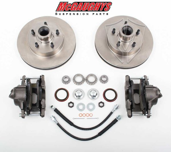 MCG63156 5-LUG Disc Brake Kit for 1960-1987 GM C-10 Truck (2WD)