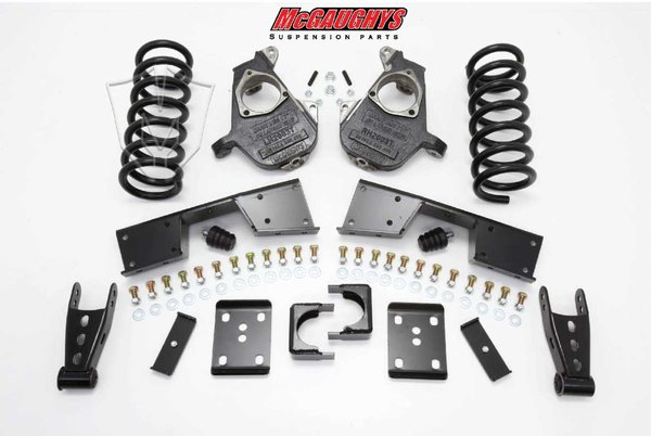 "MCG93017 4""/6"" Deluxe Kit for 2001-2006 GM Truck 1500 (2WD, X/QUAD)"
