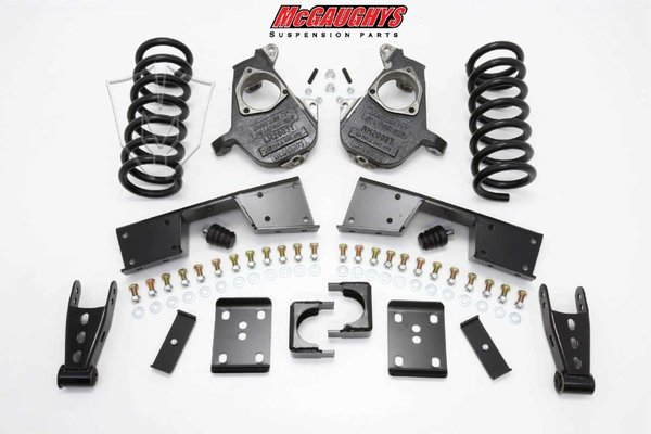 """MCG93021 4""""/6"""" Deluxe Kit for 2001-2006 GM Truck 1500 (2WD, X/QUAD)"""