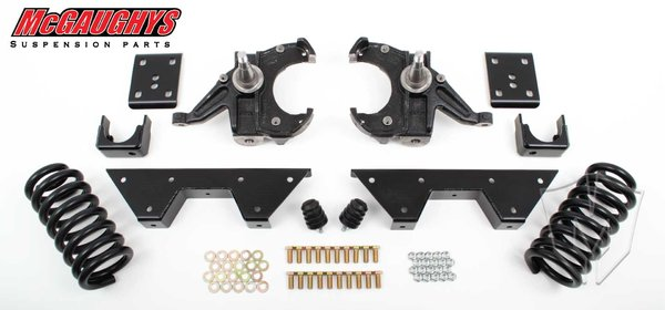 "MCG93150 4.5""/6"" Deluxe Kit for 1973-1987 GM C-10 Truck (2WD)"