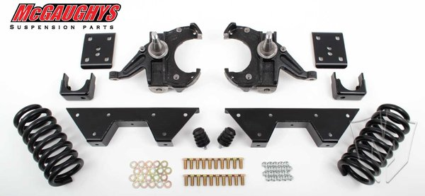 "MCG93151 4.5""/6"" Deluxe Kit for 1973-1987 GM C-10 Truck (2WD)"