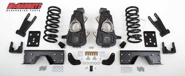 "MCG94005 4""/6"" Deluxe Kit for 2002-2005 Dodge Ram 1500 (2WD, S-CAB) ******************************* May require 44005 to level rear *******************************"