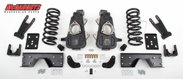 "MCG94006 4""/6"" Deluxe Kit for 2002-2005 Dodge Ram 1500 (2WD, X/Quad) ********************************** May require 44005 to level rear **********************************"