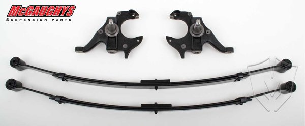 "MCG93105 2""/3"" Deluxe Kit for 1982-2003 GM S-10 Truck/GMC Sonoma, 1984-1998 GM S-10 Blazer (2WD, S/X/QUAD)"