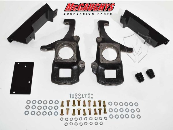 "MCG98020 4""/6"" Upgrade Kit for 2007-2013 Toyota Tundra (2WD, No S-CAB)"