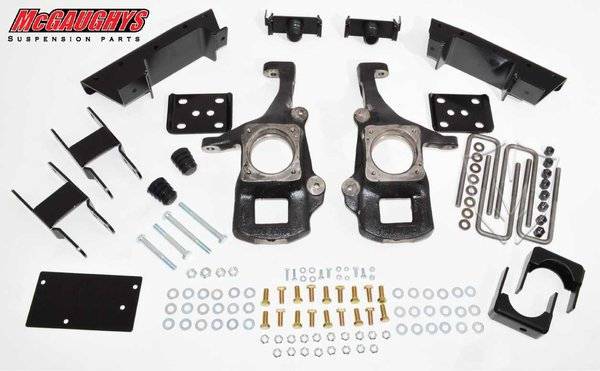 """MCG98004 2""""/4"""" Deluxe Kit for 2007-2013 Toyota Tundra (2WD)"""