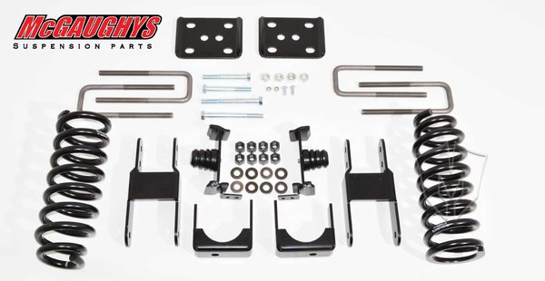 "MCG98000 2""/4"" Economy Kit for 2007-2013 Toyota Tundra (2WD, S-CAB)"