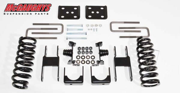 "MCG98010 2""/4"" & 2""/5"" Economy Kit for 2007-2013 Toyota Tundra (2WD)"