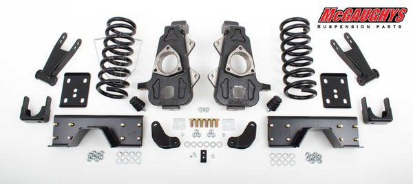 "MCG44019 4""/6"" Deluxe Kit for 2006-2008 Dodge Ram 1500 (2WD, S-CAB) ******************************* May require 44026 to level rear *******************************"