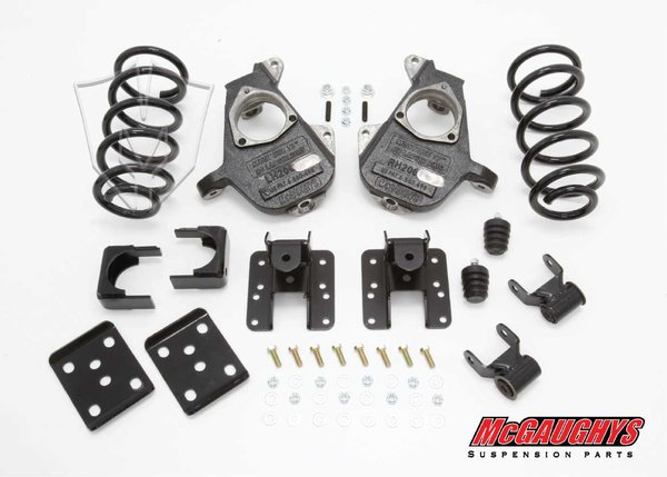 "MCG34036 4""/6"" Deluxe Kit for 2007-2013 GM Truck 1500 (2WD, S-CAB)"