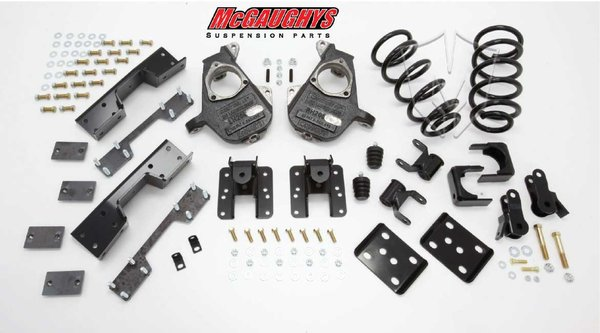 "MCG34016 4""/6"" Deluxe Kit for 2007-2013 GM Truck 1500 (2WD, QUAD)"