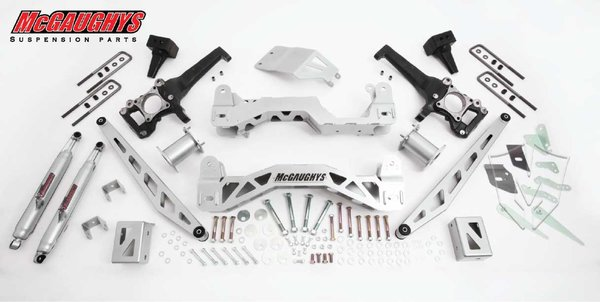 "MCG57050 6.5"" Premium Lift Kit for 2009-2014 Ford F-150 (4WD)"