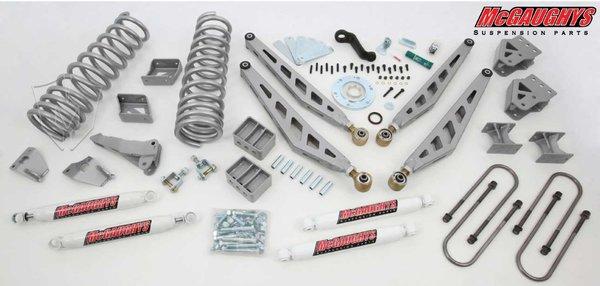 "MCG54300 8"" Premium Lift Kit for 2003-2008 Dodge Ram 2500/3500 (4WD, Gas Motor)"